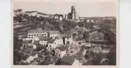 87 - BELLAC / VUE DES TANNERIES - Bellac
