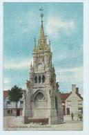 Stratford-on-Avon - Fountain & Clock - Shurey - Stratford Upon Avon