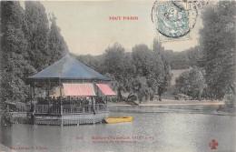 ¤¤  -  419   -  PARIS   -  Buttes-Chaumont  -  Kiosque De La Musique    -   ¤¤ - Arrondissement: 19