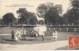 78 YVELINES - MAISONS LAFFITTE Parc De La Propriété De  Frank-Jay Gould - Maisons-Laffitte