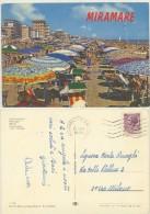 MIRAMARE DI RIMINI -SPIAGGIA ANIMATA - Rimini