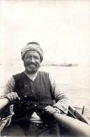 Algerien - Mann Im Fischerboot ? Im Hafen Von Algier - Juli 1963 Private Foto - Ansichtskarten
