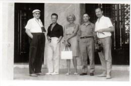 Marokko - Vor Dem Rathaus In Casablanca - 4. August 1963 Private Foto 1 - Ansichtskarten