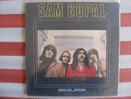 MUSIQUE - VINYL 33 TOURS - SAM GOPAL - ESCALATOR (AVEC LEMMY) - LP - 1999 REEDITION - STABLE RECORDS SLE 8001 - EXCELLEN - Vinyl Records