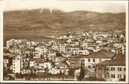 BEYROUTH - LA VILLE RUE DE L´UNIVERSITE AMERICANE LIBANON, PC , Circulated - Libanon