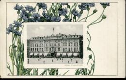 DENMARK COPENHAGEN HOTEL D'ANGLETERRE SECESSION EXCELLENT VINTAGE POSTCARD - Dänemark