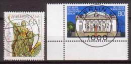 BRD , 1992 , Mi.Nr. 1624 / 1625 O - BRD
