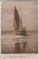 E. Deve: Depart Pour La Péche Old Postcard Travelled 19?? Bb160314 - Malerei & Gemälde