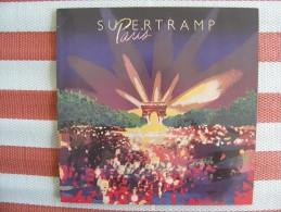 MUSIQUE - VINYL 33 TOURS - SUPERTRAMP - LIVE IN PARIS - 2LP - 1980 - POLYDOR /AM RECORDS 396 702-1 - EXCELLENT ETAT - Vinyl Records