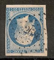 PC 2686 RIVE DE GIER Loire. T2 - Marcophily (detached Stamps)