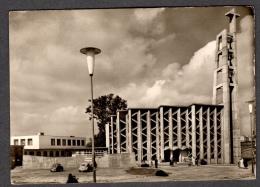 1958 BERLIN-HANSAVIERTEL KATH  KIRCHE ST. ANSGAR (GESAMTANSICHT MIT NEBENGEBAUDEN) FG V SEE 2 SCANS - Germania