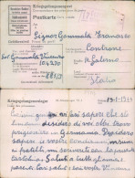 Pr143 - Prigioniero Di Guerra-power Camp-germania-per Controne-salerno - Guerre 1939-45