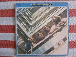 MUSIQUE - VINYL 33 TOURS - THE BEATLES / 1967-1970 - 2LP - 1973 FRANCE - APPLE 2C162 05309/10 - BON ETAT - Vinyles