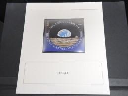 TUVALU -  Bloc Luxe Avec Texte Explicatif - Belle Qualité - À Voir -  N° 11713 - Tuvalu