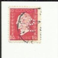 Timbre 1 Fr50 -Marianne-Dulac_Perforé ( S  L )  Bon Etat 1945 - Francia