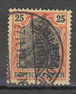 Deutsches Reich -  Mi. 73 (o) - Usati