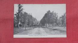 Main Street  Hyde Park Vermont> ---   ----ref  38 - Etats-Unis
