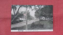 Upper Main Street  Hyde Park Vermont> ---   ----ref  38 - Etats-Unis