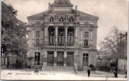 16 ANGOULEME --- La Facade Du Théatre - Angouleme
