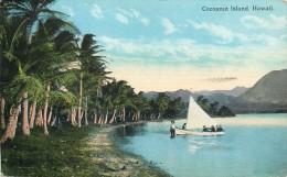 COCANUT ISLAND - Hawaii. - Etats-Unis