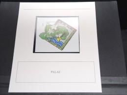 PALAU -  Bloc Luxe Avec Texte Explicatif - Belle Qualité - À Voir -  N° 11739 - Palau