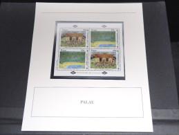 PALAU -  Bloc Luxe Avec Texte Explicatif - Belle Qualité - À Voir -  N° 11740 - Palau