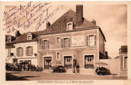 Ingrandes - Chateauneuf Sur Sarthe