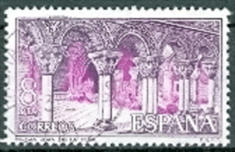 Spanien 8 Pts. Gest. Kloster San Juan De La Pena - Klöster