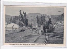 EQUATEUR : Ferrocarril Del Sur, Alrededores De Ambato - Tres Bon Etat - Ecuador