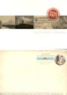 VIEJO HOTEL OSTENDE PINAMAR PROVINCIA DE BUENOS AIRES SINCE 1913 ARGENTINA  CPA CPSM NEUVE NON ECRITE UNCIRCULATED - Hotels & Gaststätten
