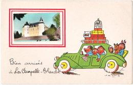37. Bien Arrivés à LA CHAPELLE-BLANCHE - Other Municipalities