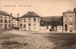 BELGIQUE - NAMUR - SOMBREFFE - Place De L'Eglise. - Sombreffe