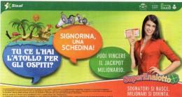 Biglietto Lotteria SUPER ENALOTTO  ...SERIE SPECIALI DA COLLEZIONE ANNI PASSATI NON PIU TROVABILI- PERFETTO - Biglietti Di Trasporto