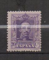 P696.-.SPAIN/ESPAÑA.. -. 1922-26.-. SC#: 337.-.MNG.-. KING ALFONSO XIII - Nuevos