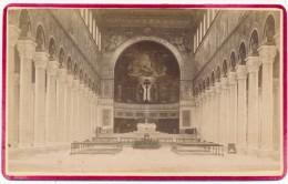 MUNCHEN MUNICH, Allemagne - CDV - St Boniface, Basilica - Fotos