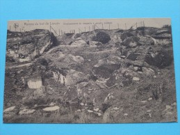 Ruines Du Fort De LONCIN Emplacement Du Magasin à Poudre Explosé () Anno 19?? ( Zie Foto Voor Details ) !! - Ans