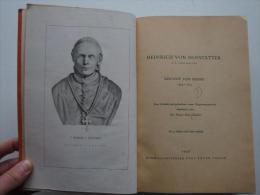 Heinrich Von Hofstätter , Bischof Von Passau (1839-1875) 100-jähriges Gedächtnis , 1940 , Paul Egger , Kirche !!! - Biographien & Memoiren