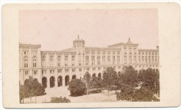 MUNCHEN MUNICH, Allemagne - CDV - Das Kgl. Regierungsgebäude - Photographs