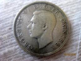 GB 1 Shilling 1940 - 1902-1971 : Monnaies Post-Victoriennes