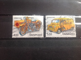 Denemarken / Denmark - Serie Postvoertuigen 2002 - Denemarken