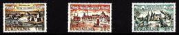 Surinam MNH Scott #349-#351 Set Of 3 300th Anniversary Treaty Of Breda - Surinam