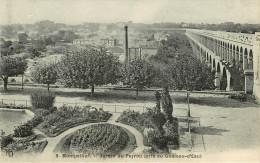 Dép 34 - Montpellier - Jardin Du Peyrou ( Pris Du Château D'eau ) - état - Montpellier