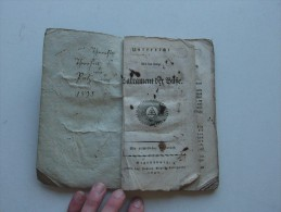 Unterricht über Das Hl. Sakrament Der Buße , Regensburg 1830 , SEHR SELTEN , J.B. Rotermundt , Kirche !! - Bayern