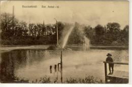 BUZIASFÜRDÖ / BUZIAS - Szt. Antal - Tó,  1912 - Romania