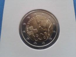 "ESTONIA 2 € 2016 ""PAUL KERES"" UNC - Estland"