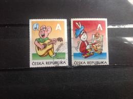 Tsjechië / Czech Republic - Complete Serie Stripfiguren 2011 Very Rare! - Tsjechië