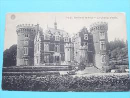 Environs De HUY - Le Château D'AHIN ( G. Hermans ) Anno 1914 ( Zie Foto Voor Details ) !! - Hoei
