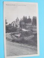 L'entrée Du Village Verlaine-sur-Ourthe ( J. Petitpas ) Anno 1952 ( Zie Foto Voor Details ) !!