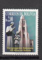 Bolivia 1997 Mi Nr 1346  Kerk - Bolivië