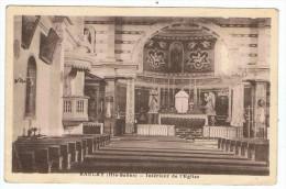Baulay   Intérieur église - Autres Communes